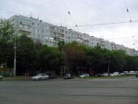 Samara, Novo-Vokzalnaya st, house 195. Apartment house