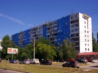 neighbour house: st. Novo-Vokzalnaya, house 203. Apartment house