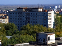 Samara, Novo-Vokzalnaya st, house 205. Apartment house