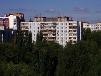 neighbour house: st. Novo-Vokzalnaya, house 209. Apartment house