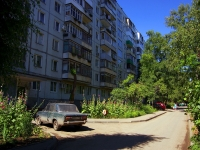 Samara, Novo-Vokzalnaya st, house 215. Apartment house