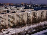 Самара, улица Ново-Вокзальная, дом 253. многоквартирный дом