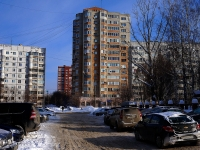 Samara, Novo-Vokzalnaya st, house 255. Apartment house
