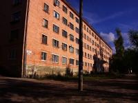 Самара, 2-й (Красная Глинка) квартал, дом 2. общежитие