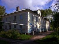Самара, 2-й (Красная Глинка) квартал, дом 13. многоквартирный дом