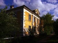 Самара, 2-й (Красная Глинка) квартал, дом 15. многоквартирный дом