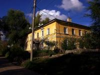 Самара, 2-й (Красная Глинка) квартал, дом 16. многоквартирный дом
