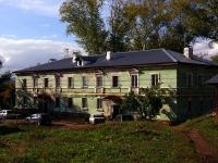 Самара, 2-й (Красная Глинка) квартал, дом 17. многоквартирный дом