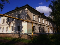 Samara,  2nd (Krasnaya Glinka), house 19. Apartment house