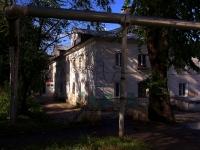 Самара, 2-й (Красная Глинка) квартал, дом 21. многоквартирный дом
