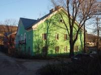 Samara,  3rd (Krasnaya Glinka), house 28. Apartment house