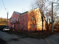 Samara,  3rd (Krasnaya Glinka), house 30. Apartment house