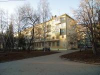 Samara,  4th (Krasnaya Glinka), house 1. Apartment house