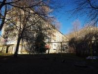 Самара, 4-й (Красная Глинка) квартал, дом 4. многоквартирный дом