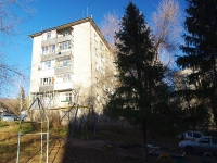 Samara,  4th (Krasnaya Glinka), house 5. Apartment house