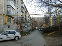 Samara,  4th (Krasnaya Glinka), house 6. Apartment house