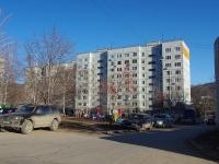 Самара, 4-й (Красная Глинка) квартал, дом 10. многоквартирный дом