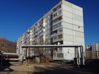 Самара, 4-й (Красная Глинка) квартал, дом 11. многоквартирный дом