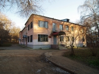 Samara,  4th (Krasnaya Glinka), house 13. Apartment house