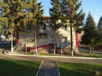 Самара, 4-й (Красная Глинка) квартал, дом 14. офисное здание