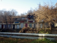 Самара, 4-й (Красная Глинка) квартал. хозяйственный корпус