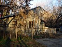 Самара, 4-й (Красная Глинка) квартал. аварийное здание