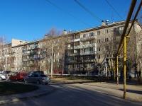 Самара, улица Батайская, дом 3. многоквартирный дом