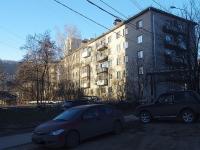 Samara, st Batayskaya, house 5. Apartment house
