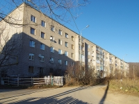Samara, st Batayskaya, house 9. Apartment house