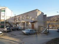 Samara, st Batayskaya, house 10А. office building