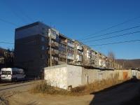 Samara, st Batayskaya, house 11. Apartment house
