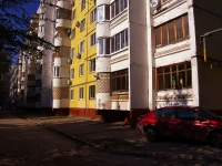 Samara,  1st (Krasnaya Glinka), house 5. Apartment house