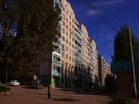 Samara,  1st (Krasnaya Glinka), house 6. Apartment house