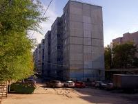 Samara,  1st (Krasnaya Glinka), house 7. Apartment house