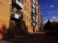 Samara,  1st (Krasnaya Glinka), house 10. Apartment house