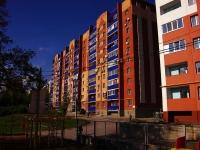Samara,  1st (Krasnaya Glinka), house 12. Apartment house