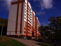 Samara,  1st (Krasnaya Glinka), house 14. Apartment house
