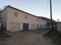 Samara,  1st (Krasnaya Glinka). garage (parking)