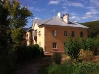 Samara,  1st (Krasnaya Glinka), house 24. Apartment house