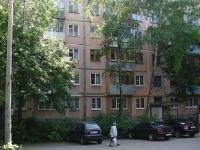 Samara, st Partizanskaya, house 66. Apartment house