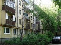 Samara, st Partizanskaya, house 70. Apartment house