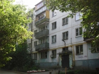 Samara, Partizanskaya st, house 96. Apartment house
