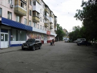 Samara, Partizanskaya st, house 140. Apartment house with a store on the ground-floor