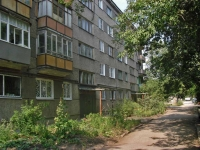 Samara, Partizanskaya st, house 163. Apartment house