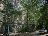 neighbour house: st. Partizanskaya, house 169А. Apartment house