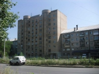 neighbour house: st. Partizanskaya, house 169В. Apartment house