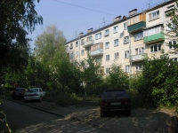 Samara, Partizanskaya st, house 181. Apartment house