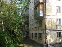 neighbour house: st. Partizanskaya, house 183. Apartment house