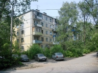 neighbour house: st. Partizanskaya, house 198. Apartment house