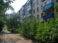Samara, Partizanskaya st, house 200. Apartment house with a store on the ground-floor